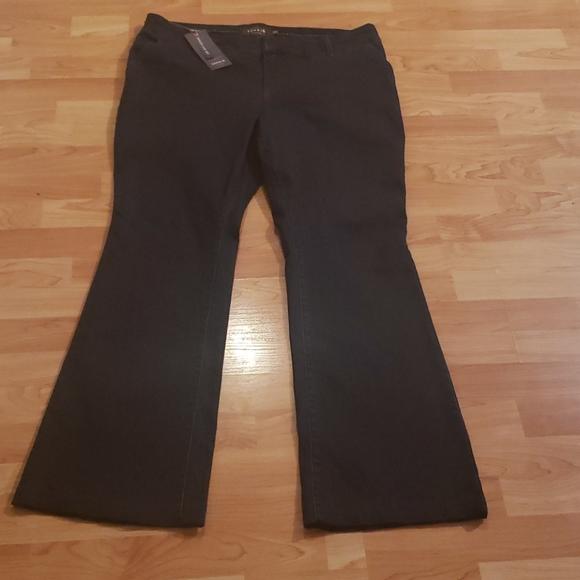 Slim boot cut  jeans